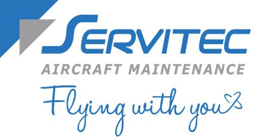 ofertas de empleo mantenimiento aeronáutico Servitec Mantenimiento Aeronautico SA